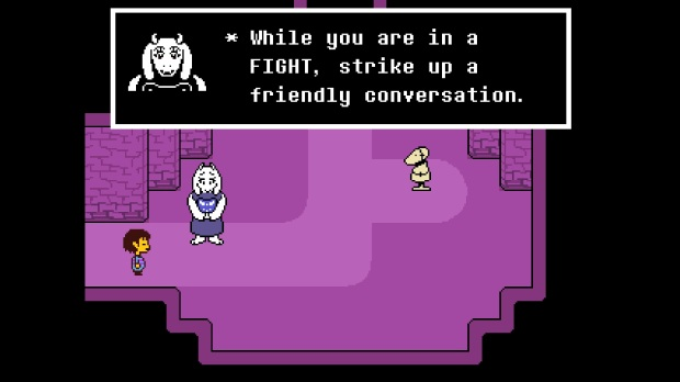 Undertale Review 8