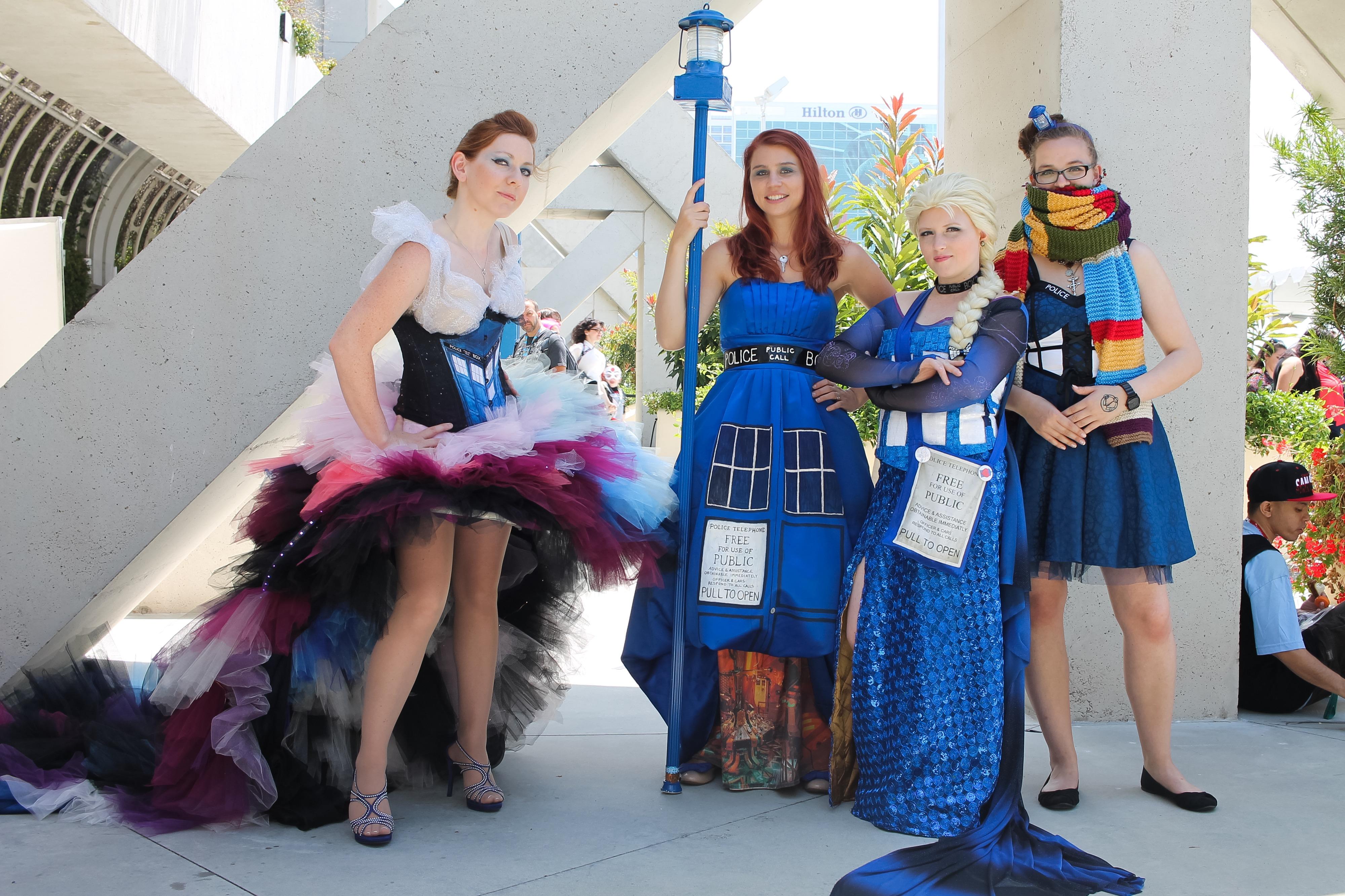 TARDIS party