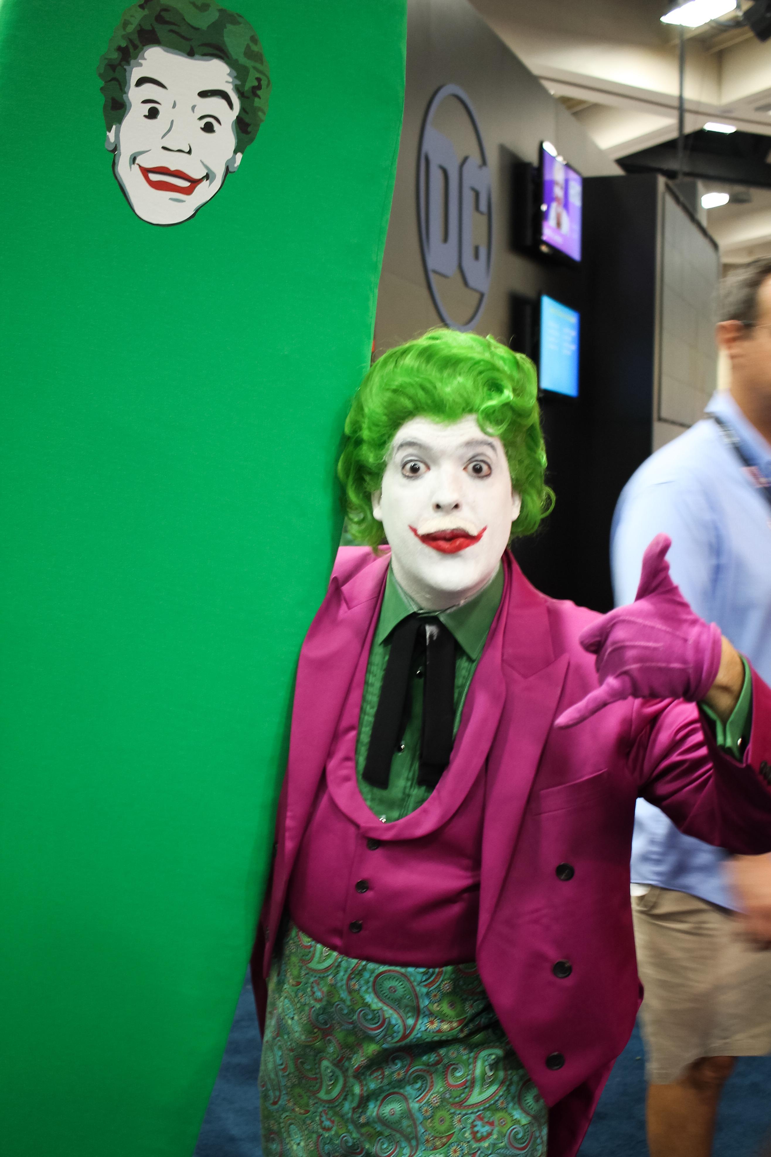 Classic Surfin Joker