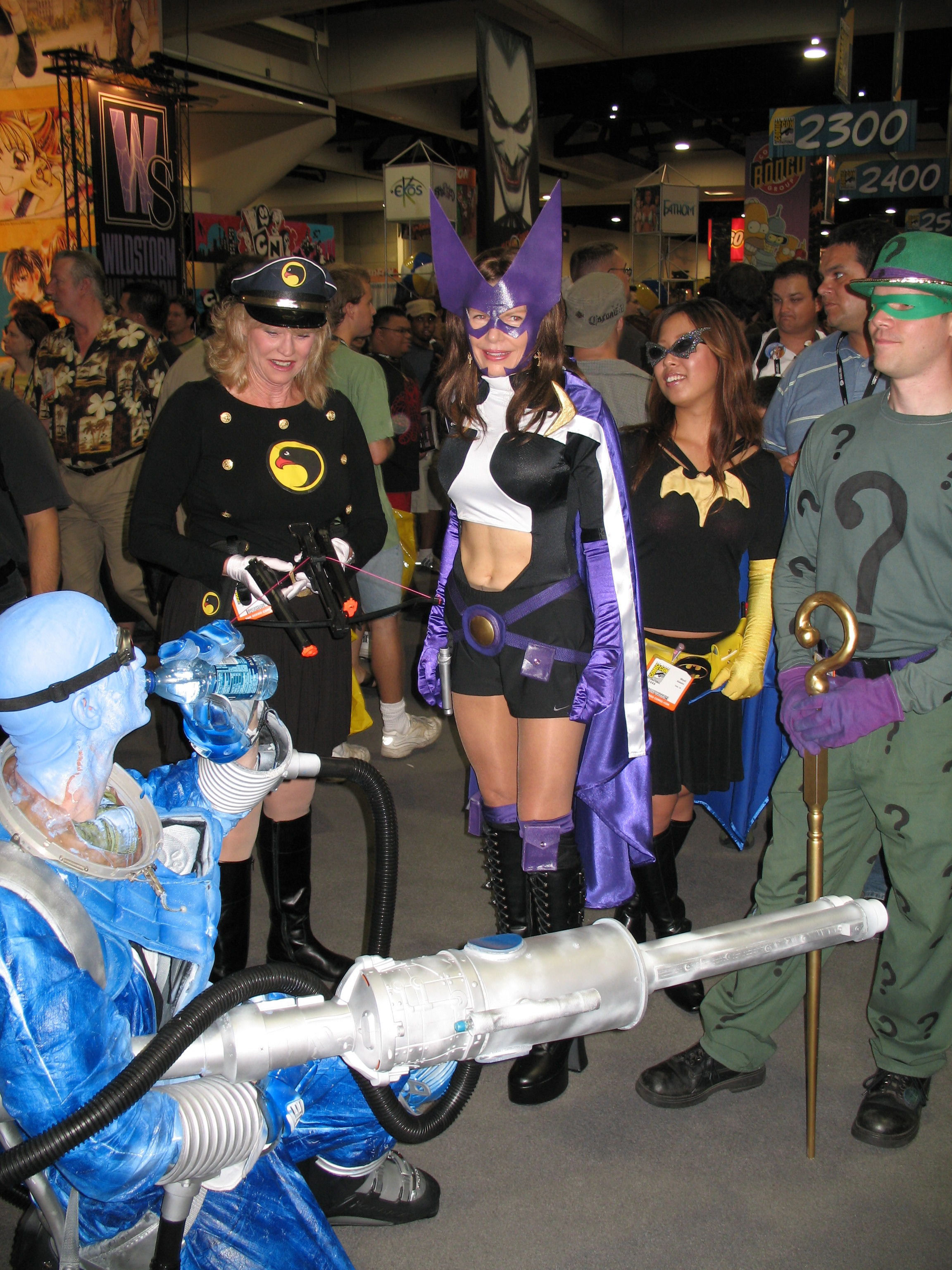 DC cosplay