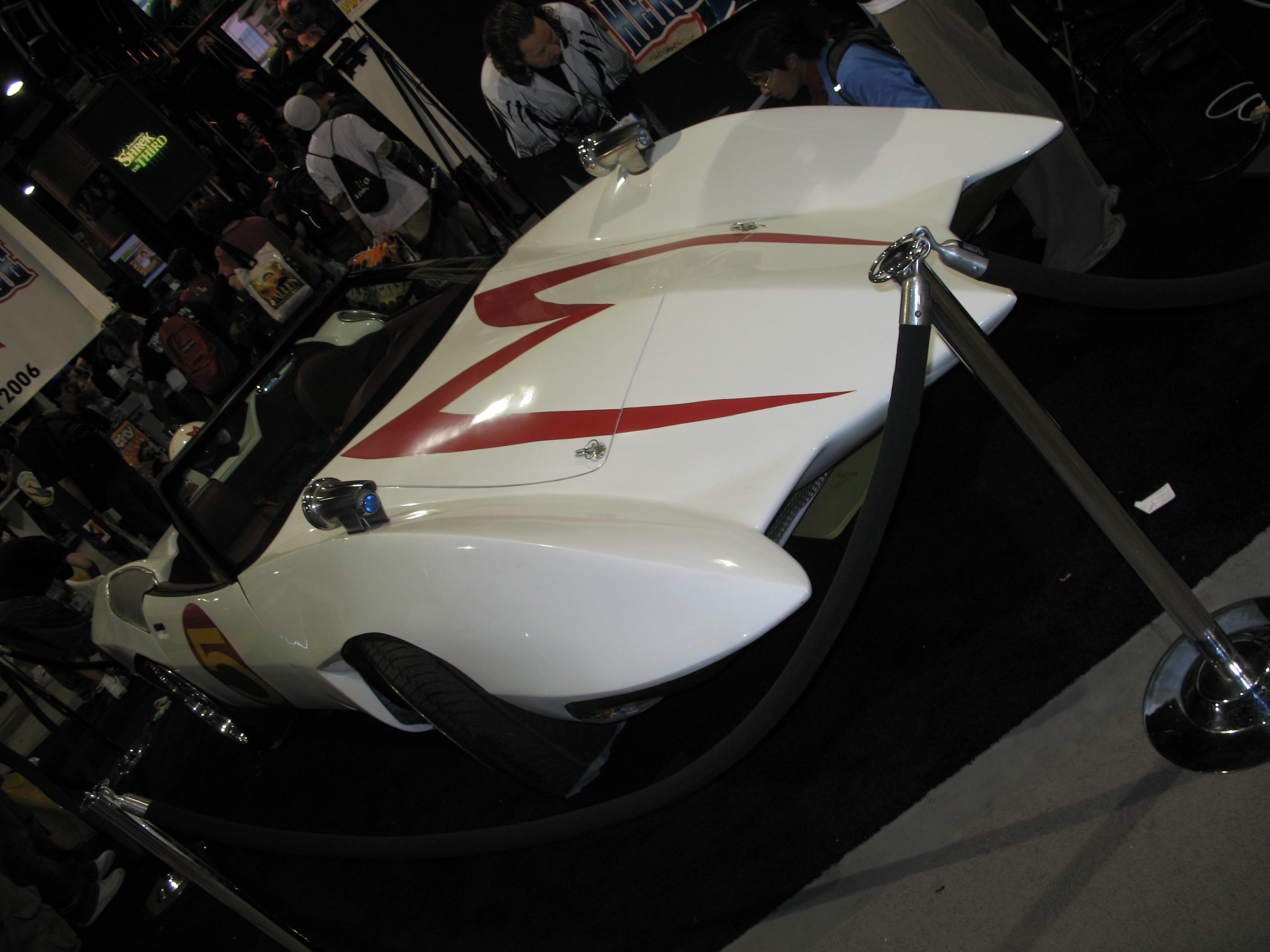 Speed Racer Mach5