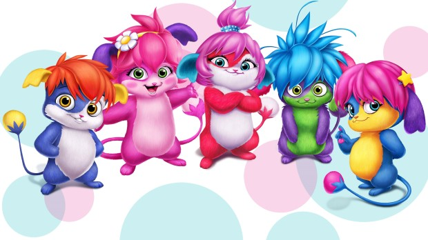popples_characters