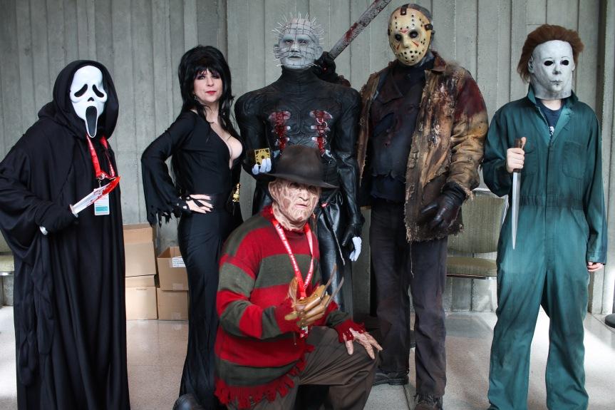 Horror Movie Legends