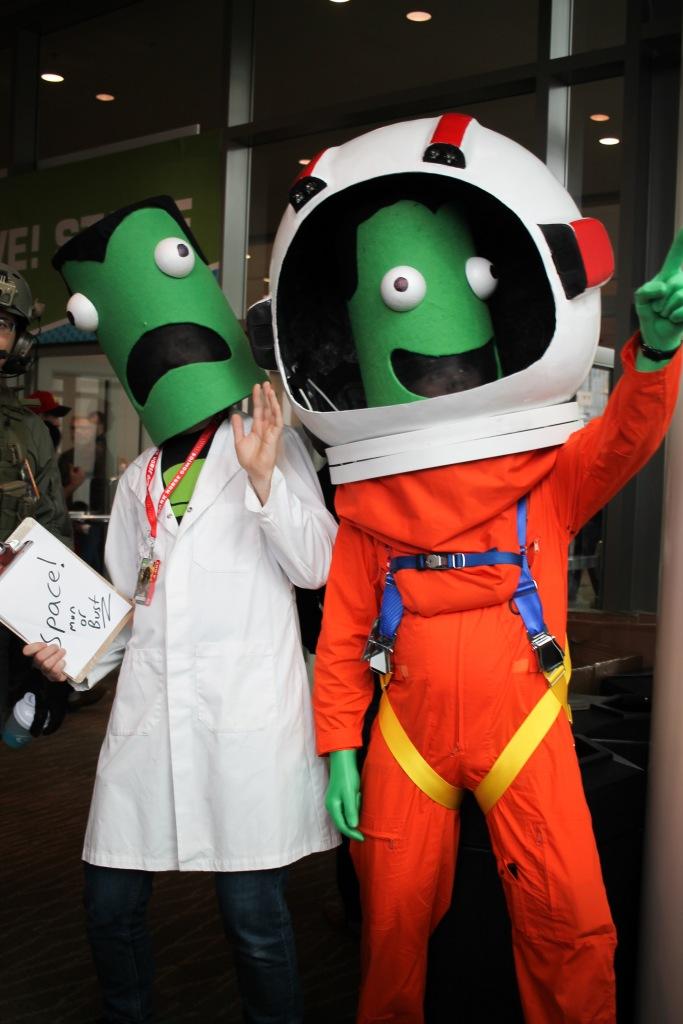 Kerbal Space Program!