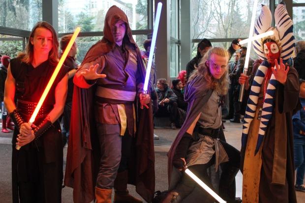 Jedi warriors