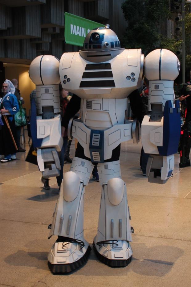 Gundam Artoo Detoo