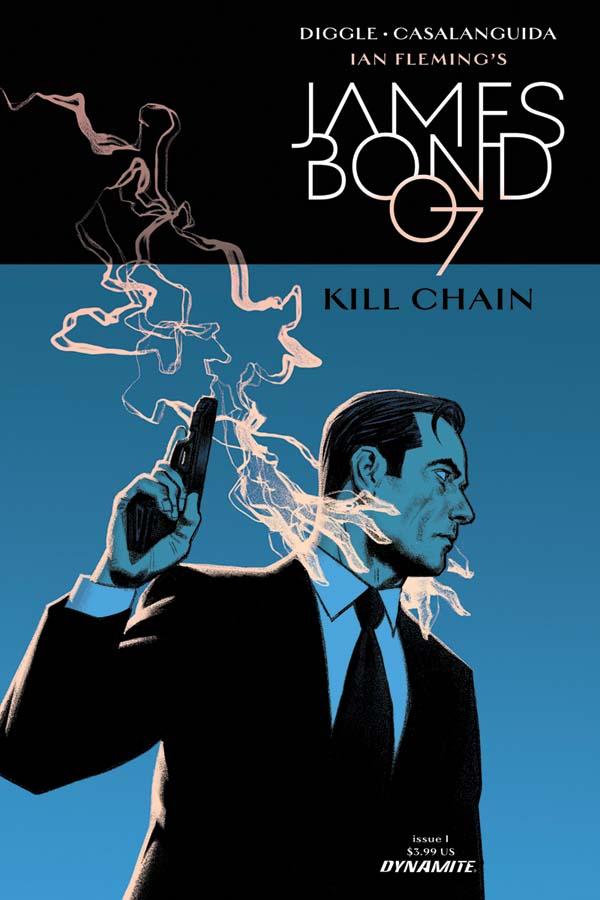 James Bond Kill Chain CoverA
