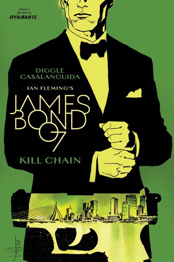 James Bond Kill Chain CoverC