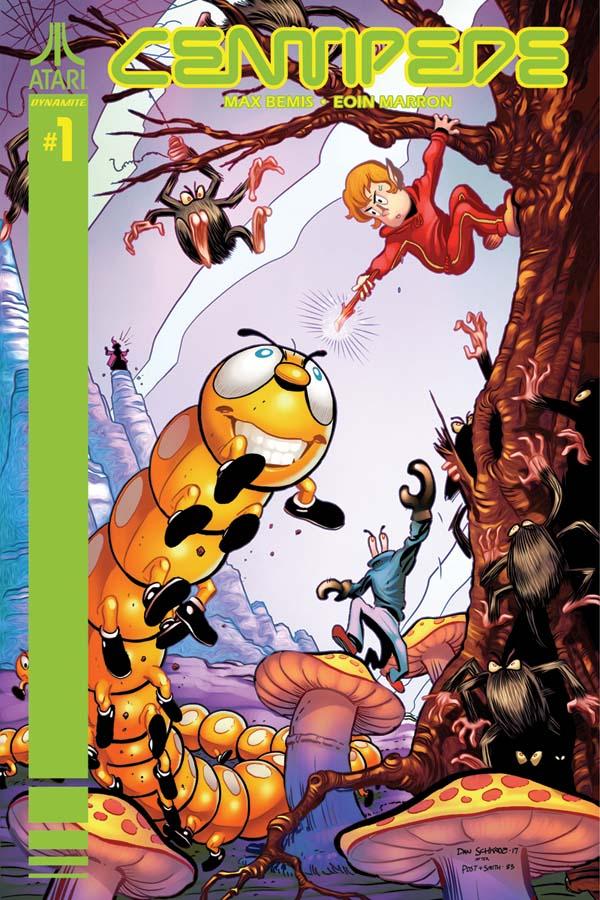 Centipede Cover C