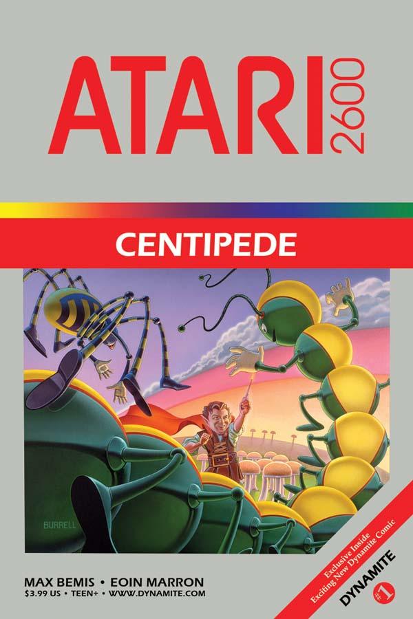 Centipede cover D
