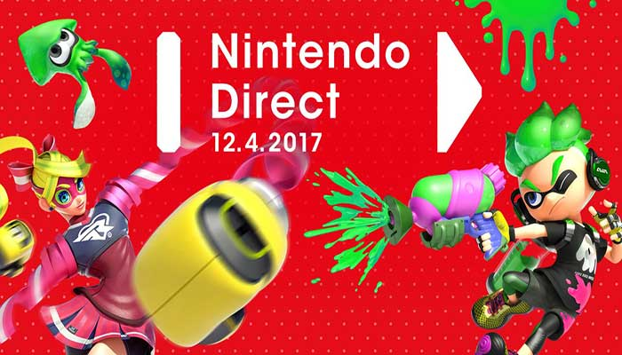 nintendo direct announcements the many switch games up and coming