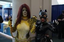 Cheetah and Catwoman