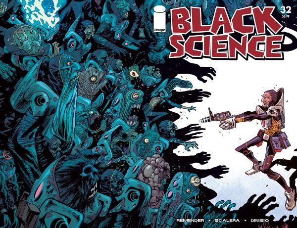 Walking Dead BlackScience