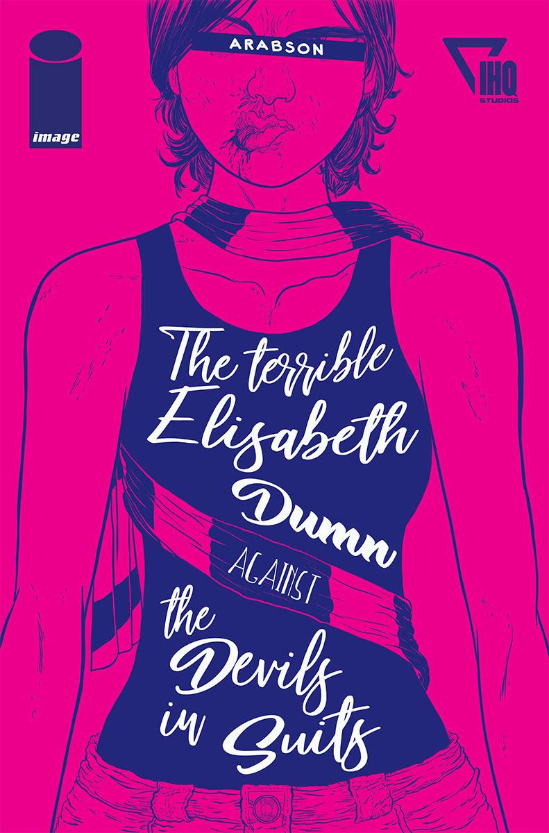 Elisabeth Dumn cover