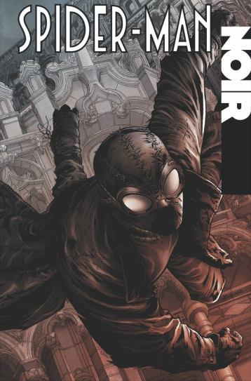 Spider-Man Noir The Complete Collection